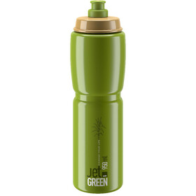 Elite Jet Green Bidón 950ml, verde/marrón
